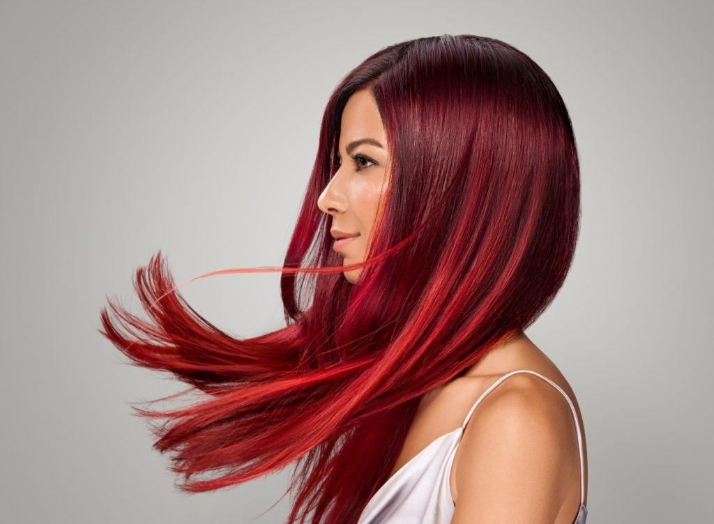 Отрицательные последствия окраски волос