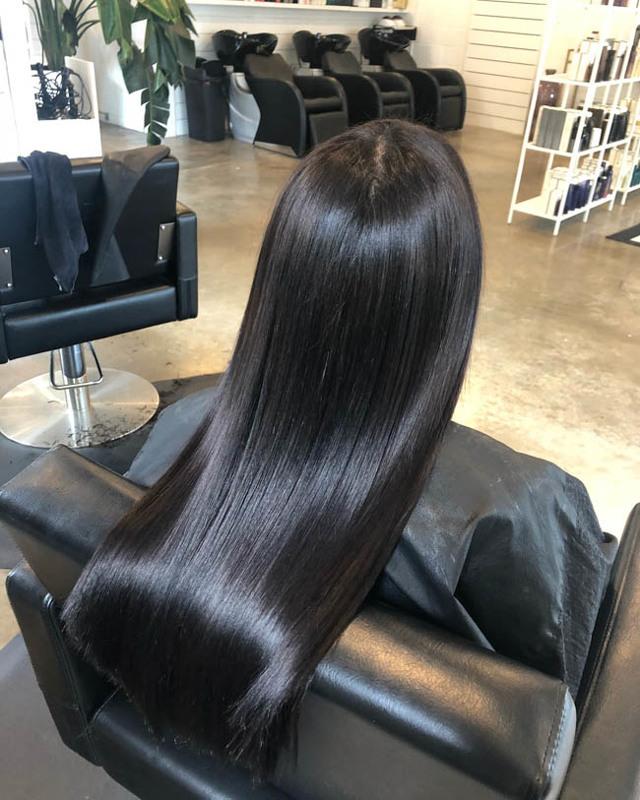 Экранирование волос в Спб и другие процедуру по уходу.