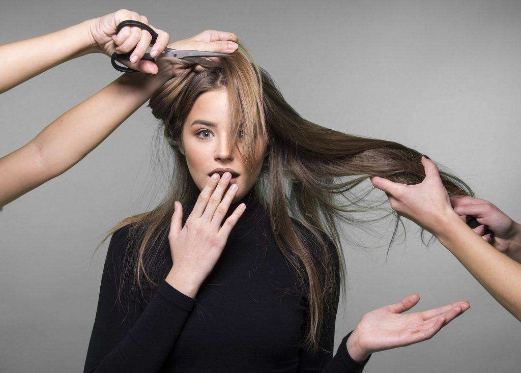 Ломкие волосы:  главные причины