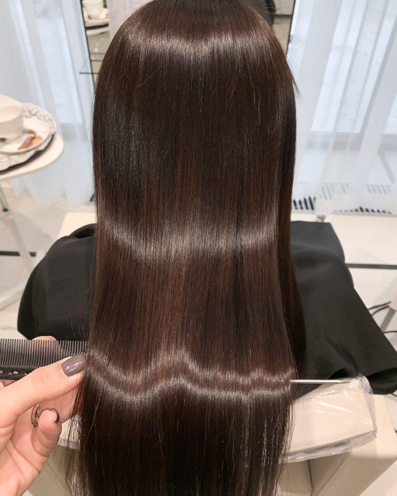 Кератиновое выпрямление волос Санкт-Петербурге