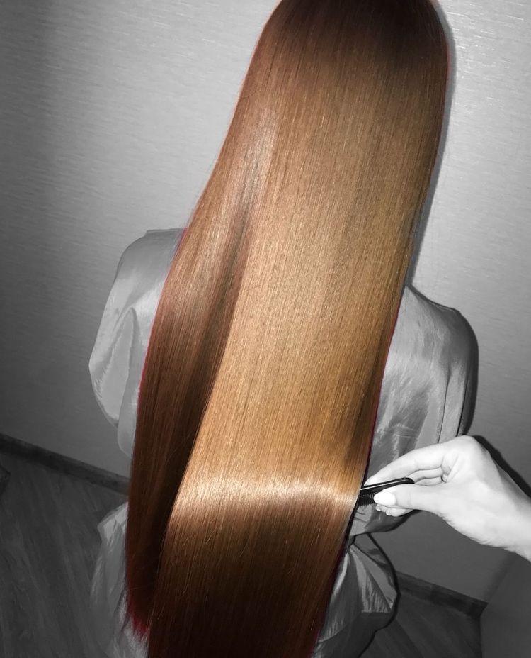 Профессиональное ламинирование волос в Спб