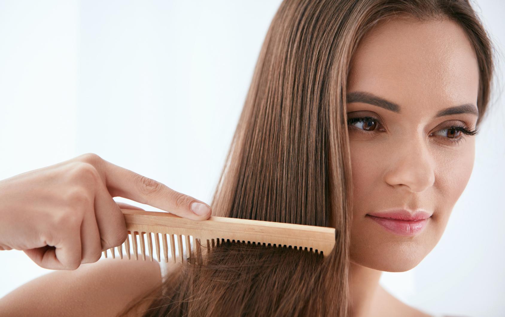 Уход за волосами дома и в салонах красоты