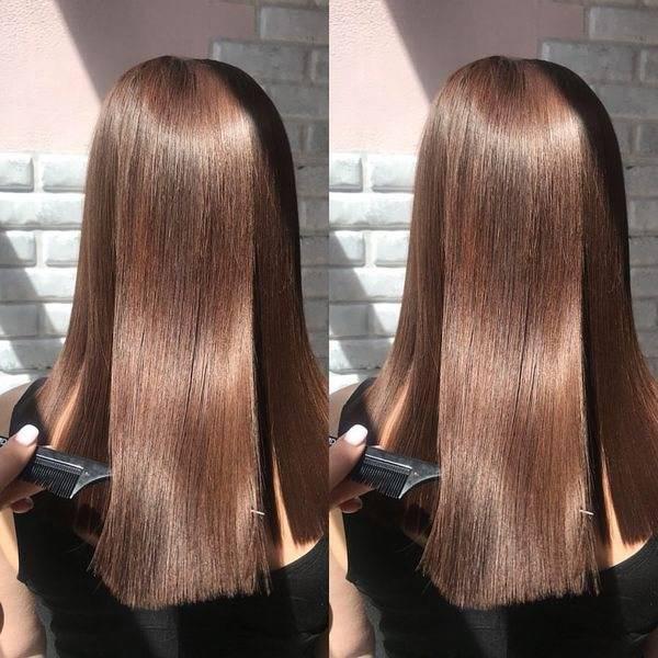 Кератин для волос. Топ-5 мифов о кератиновом выпрямлении.