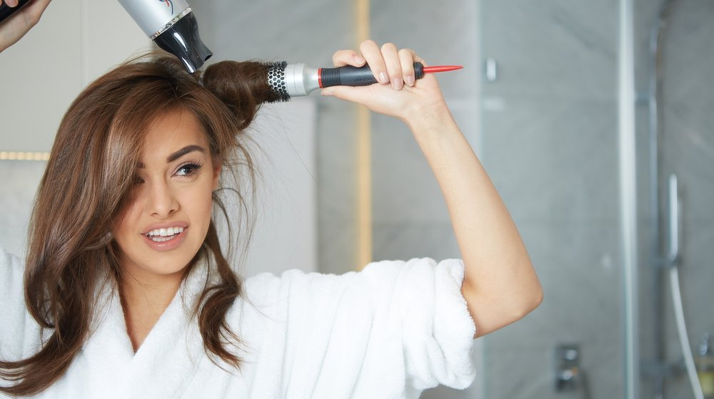 Придаем объем тонким волосам