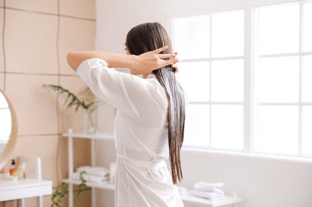 Профессиональный уход за волосами на дому