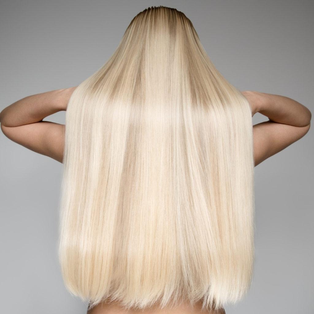Окрашивание в блонд. Без ущерба для волос