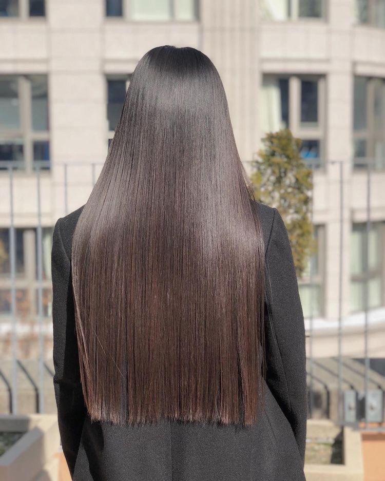 Выпрямление волос. Какие бывают способы.
