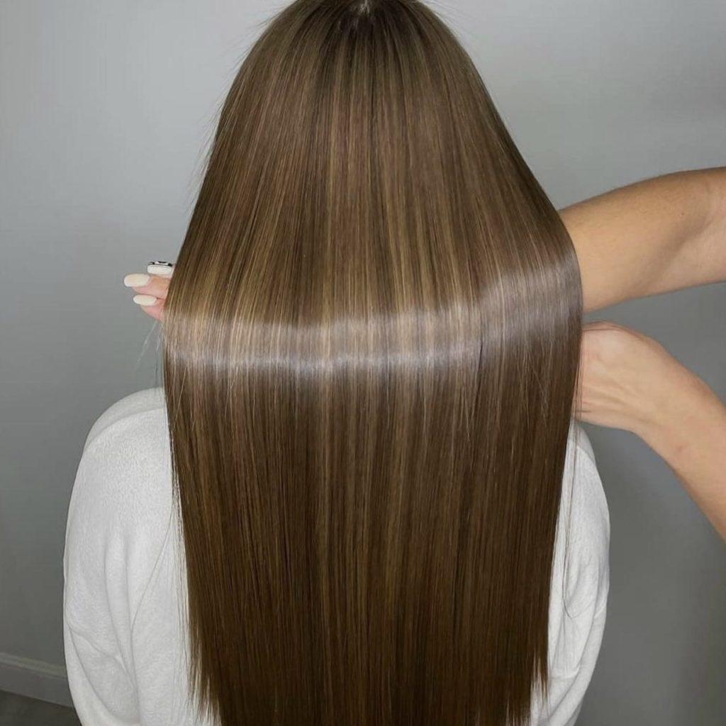нанопластика волос Спб