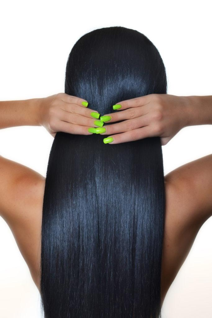 Перманентный волос